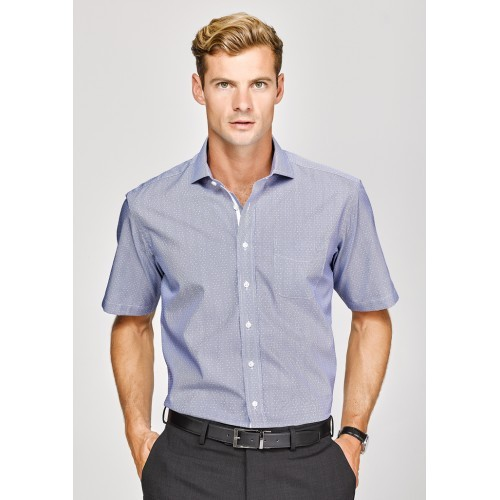 Mens Calais Short Sleeve Shirt