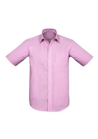 Advatex Mens Lindsey Short Sleeve Shirt