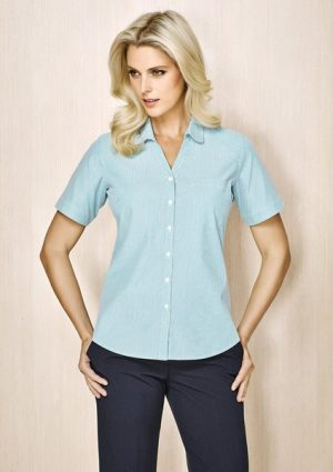 Advatex Ladies Lindsey Short Sleeve Shirt