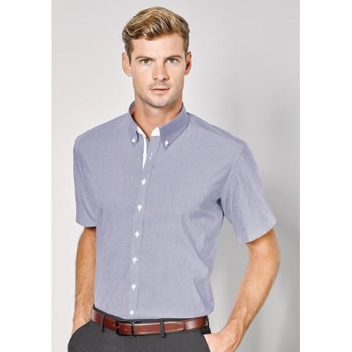 Mens Fifth Avenue Short Sleeve Shirt