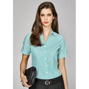 Ladies Vermont Short Sleeve Shirt