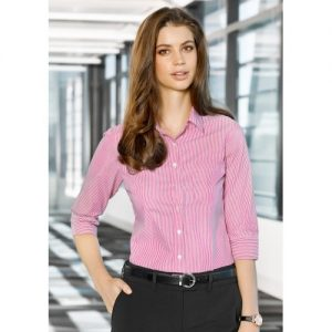 Advatex Ladies Lindsey 3/4 Sleeve Shirt