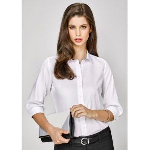 Ladies Herne Bay 3/4 Sleeve Shirt