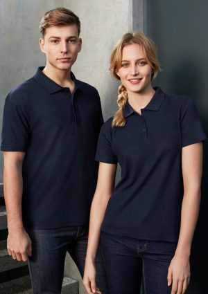 Base Mens Lightweight Polo