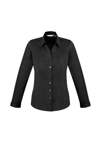 Monaco Ladies Shirt Black
