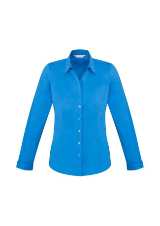Monaco Ladies Shirt Cyan