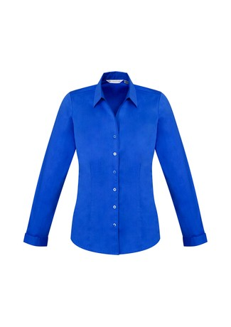 Monaco Ladies Shirt Electric Blue