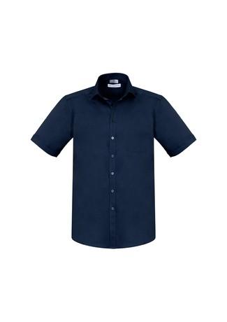 Monaco Mens Short Sleeve Shirt