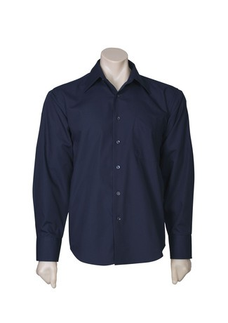 Metro Mens Shirts Royal