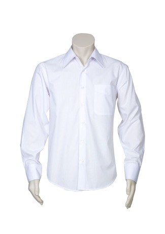 Metro Mens Shirts White