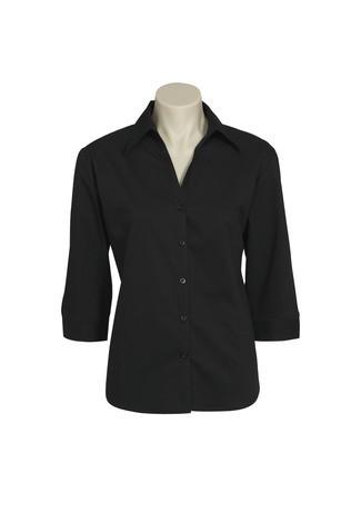 Metro Ladies 3/4 & Short Sleeve Shirt