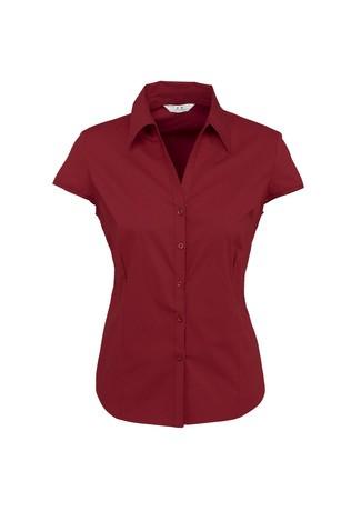 Metro Ladies Cap Shirt