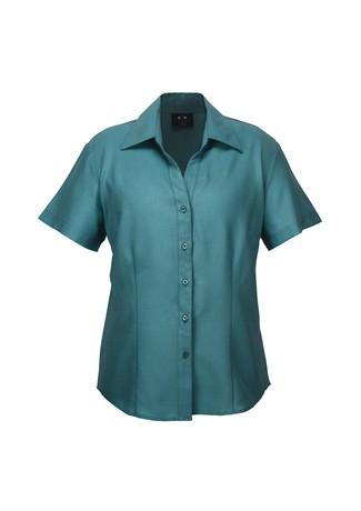 Oasis Ladies Short Sleeve Shirt