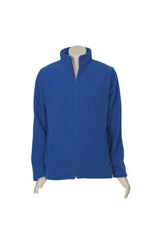 Plain Ladies Fleece jacket