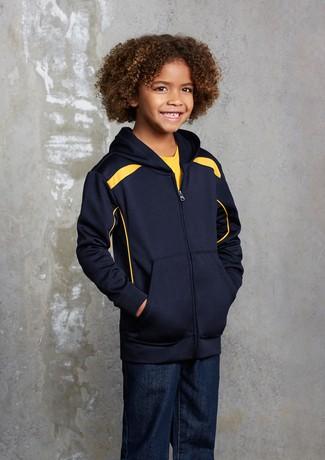 United Kids contrast jacket