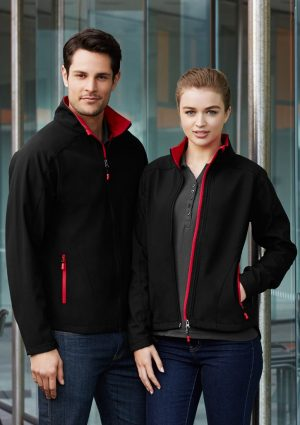 Geneva Softshell Mens Jacket