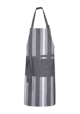 Salt unisex bib apron