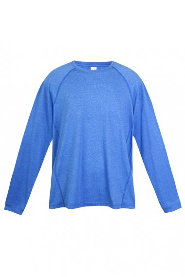 Adults Greatness Heather Long Sleeve