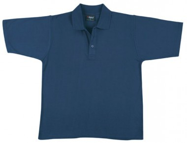 Mens 100% Cotton Jersey Polo CODE