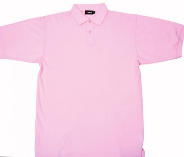 Mens Cotton Pigment Dyed Polo