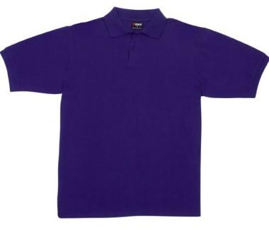 100% Cotton Pique Knit Polo