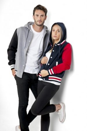 Varsity Jacket & Hood