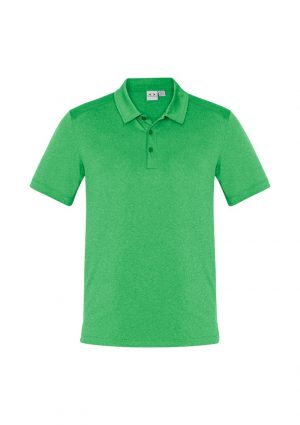Aero Mens Polo Lime