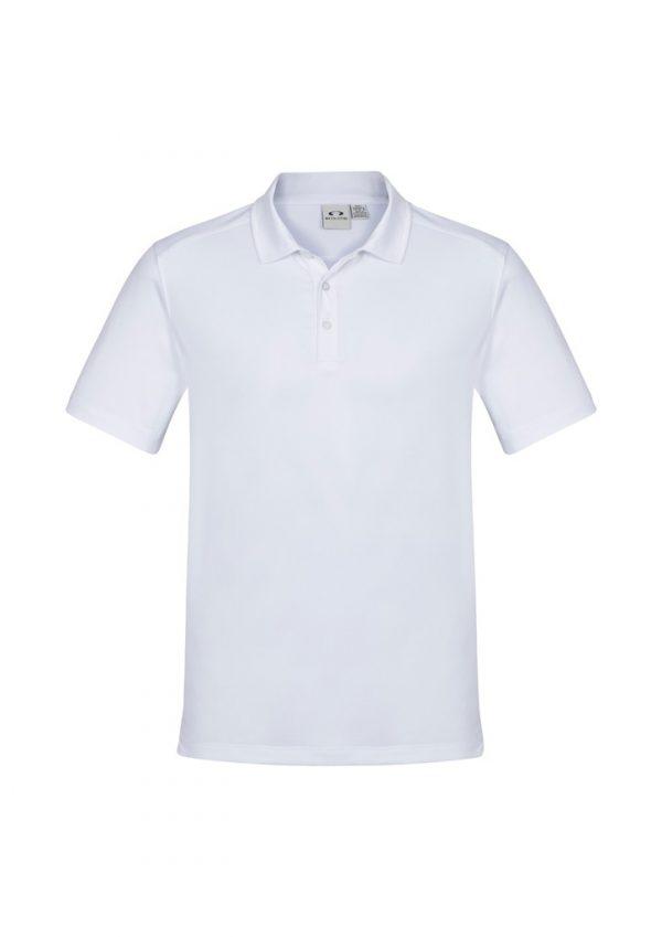 Aero Mens Polo White