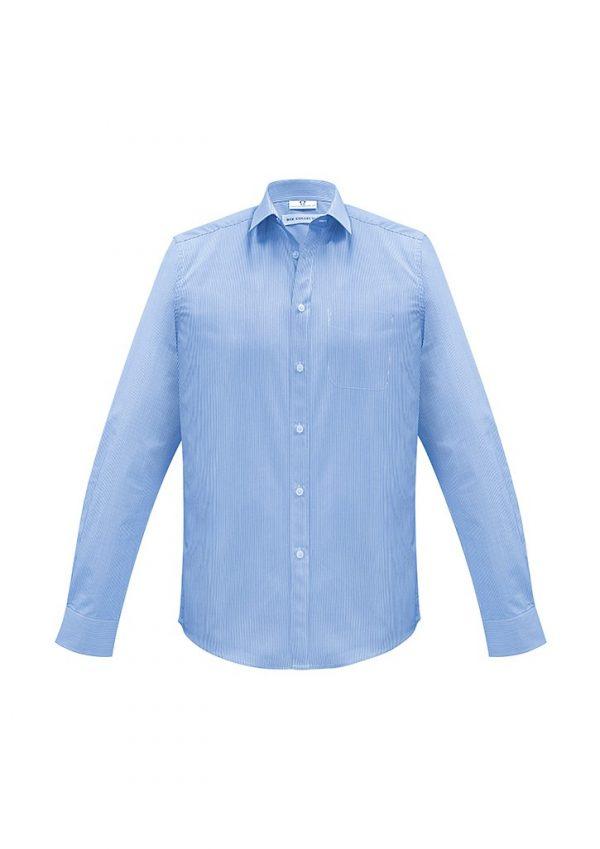 Euro Mens Shirt Blue