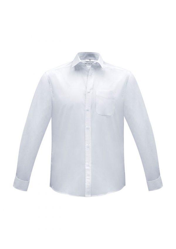 Euro Mens Shirt White