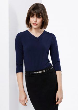 Ladies Lana 3/4 Shirt