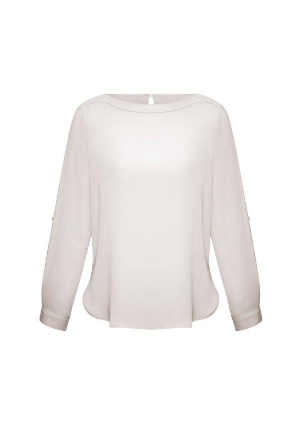 Madison Ladies Shirt Ivory