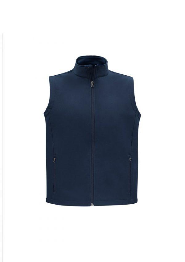 Apex vest mens navy