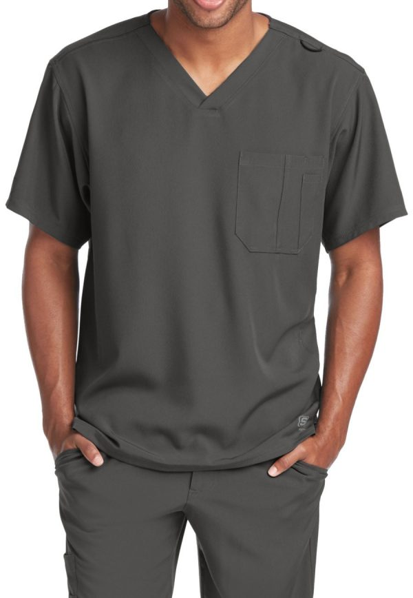 Sketchers Structure Top Pewter