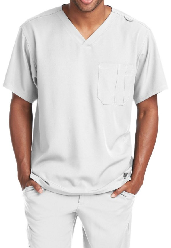 Sketchers Structure Top White