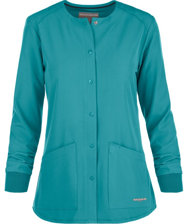 Sketchers Stability Warm-Up Teal