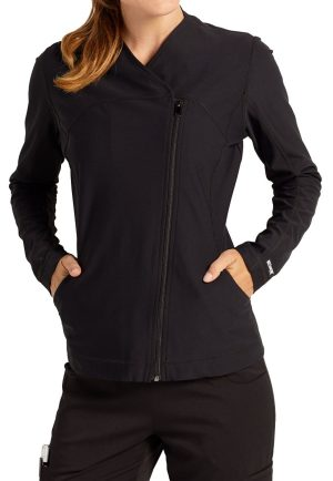 7445 Grey's Anatomy Jacket Black