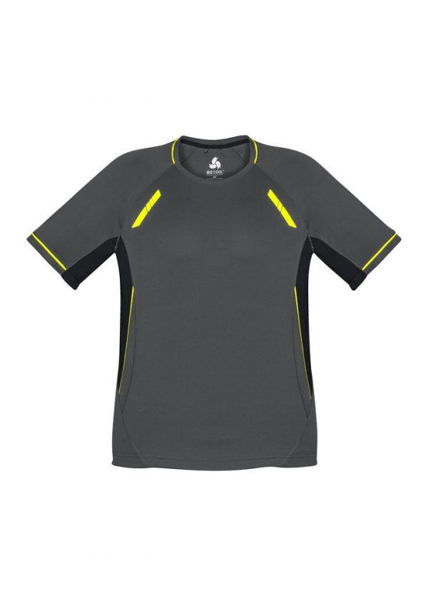 Grey/ Black/ Yellow