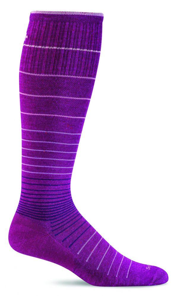 Sockwell Circulator Sock Violet