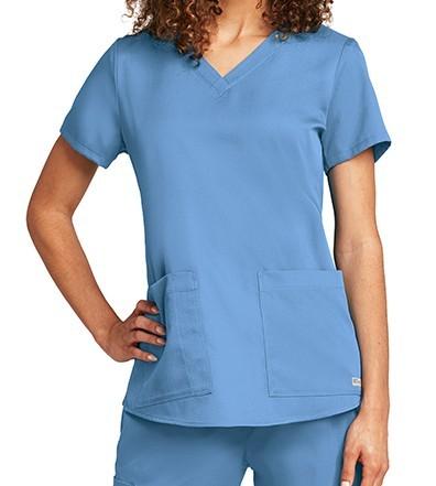 Grey's Anatomy Scrub Top Ciel