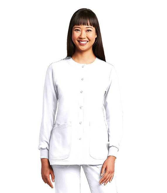 Grey's Anatomy Warm-Up White