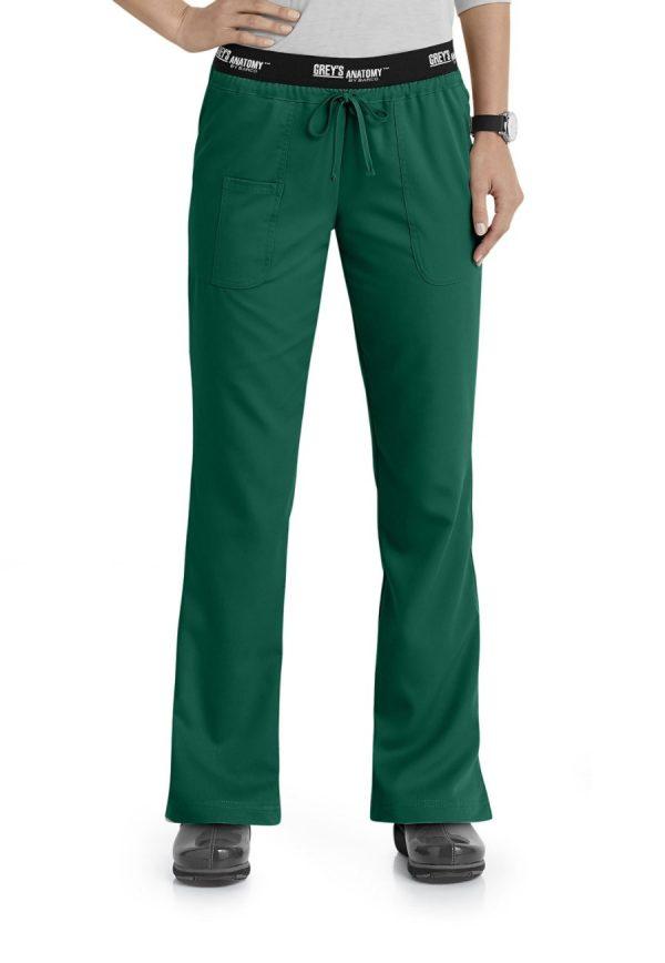 Grey's Anatomy Active Pant Hunter Green