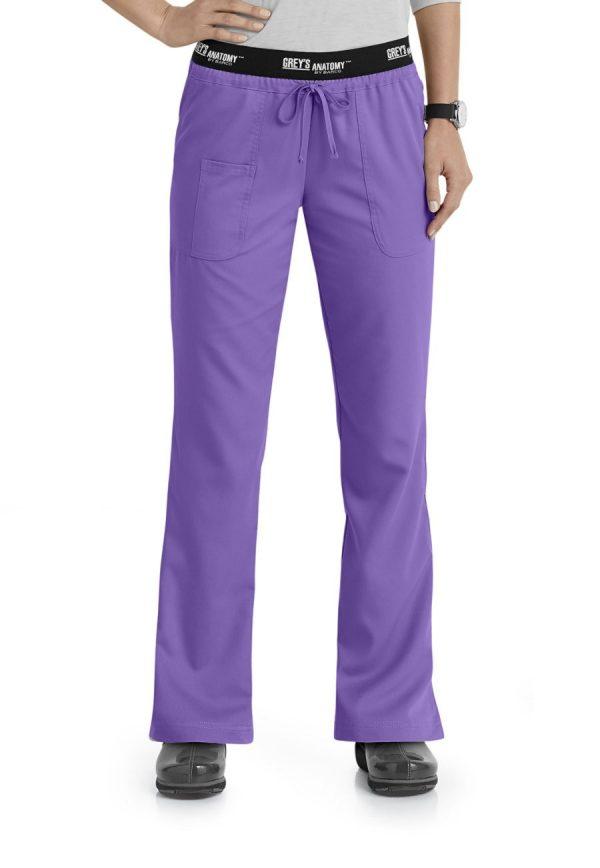 Grey's Anatomy Active Pant Purple Passion