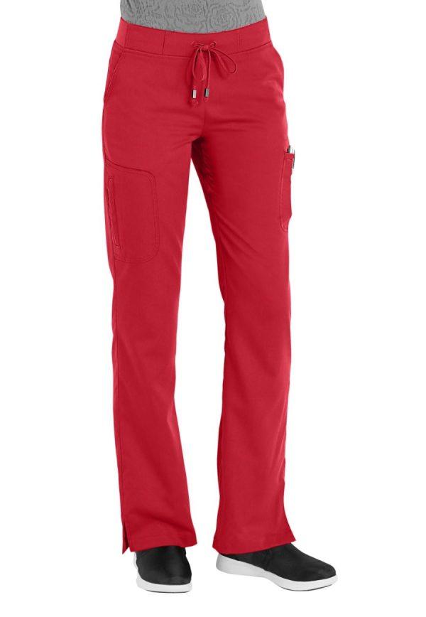 Grey's Anatomy Pant Scarlet Red