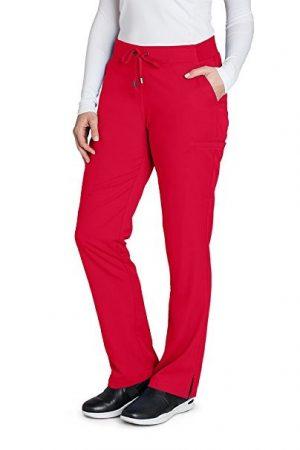Grey's Anatomy Scrub Pant Scarlet Red
