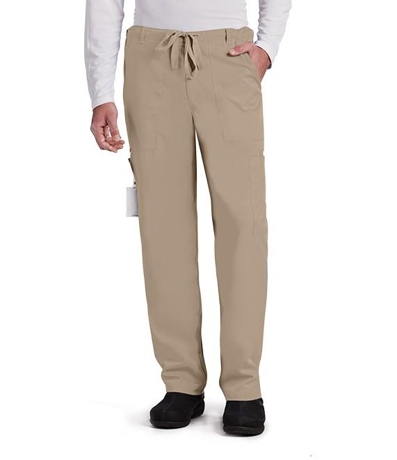 Grey's Anatomy Men's Pant Khaki