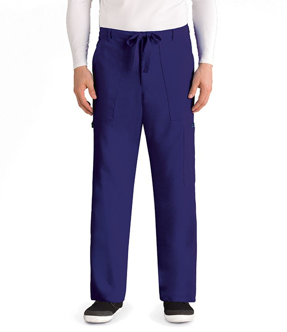 Grey's Anatomy Men's Pant Purple Rain