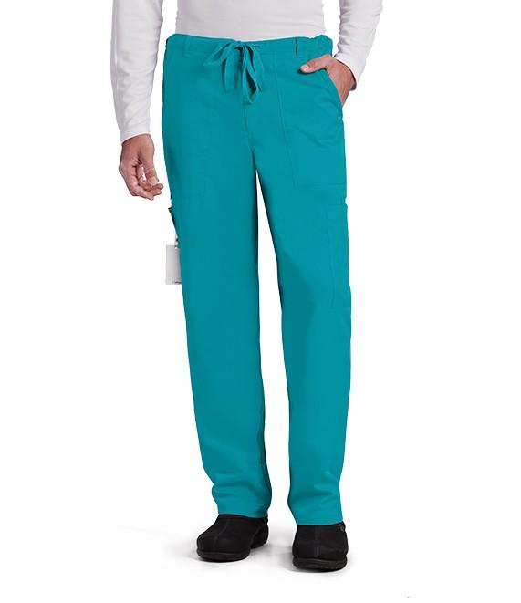 Grey's Anatomy Men's Pant Teal
