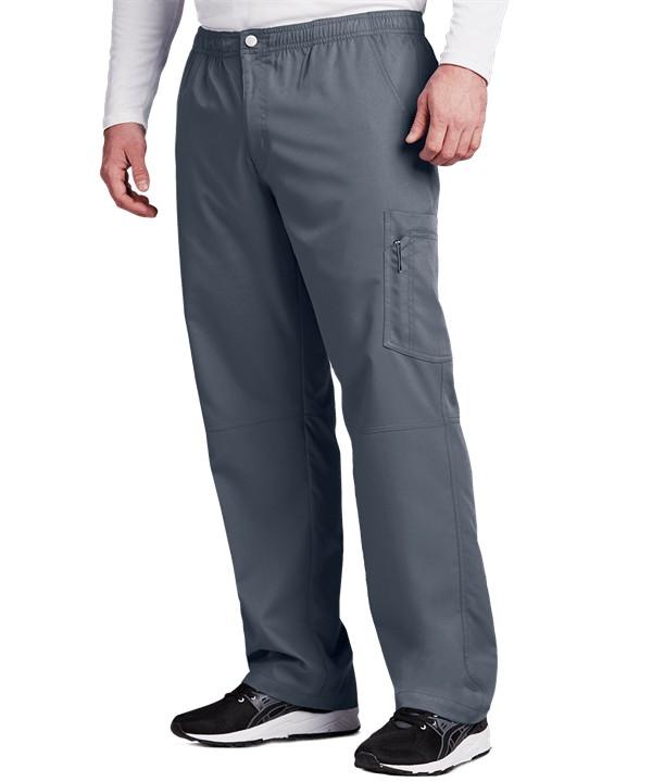 Grey's Anatomy Active Men's Scrub Pant Granite