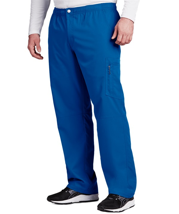 Grey's Anatomy Active Men's Scrub Pant New Royal